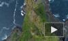 На острове Сувурой сняли на видео уникальное природное явление