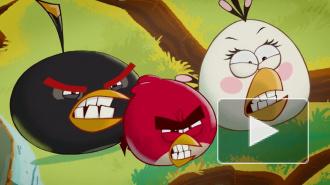 По мотивам игры Angry Birds снимут фильм