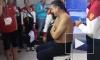 В сети появилось видео бритья проспорившего тренера сборной РФ по фехтованию