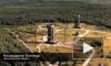 Новая баллистическая ракета упала на космодроме Плесецк