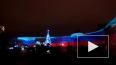Около 1,5 млн человек отметили Новый год в центре ...
