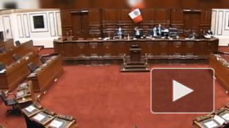 Парламент Перу отказался отправить в отставку президента