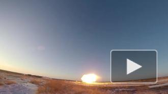 Российские военные успешно испытали новую противоракету