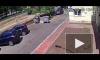 Видео: В Киеве прорвало трубу, фонтан кипятка бил до седьмого этажа