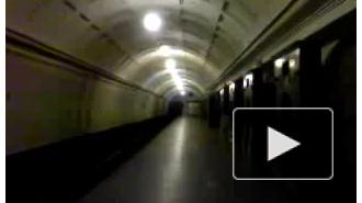 За праздники ночное метро перевезло 1200 человек