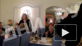 Видео: Поргина устроила вечеринку на поминках Николая Караченцова