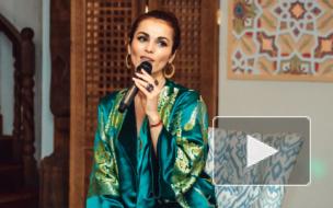 Сати Казанова спела священную мантру на закрытом девичнике в Петербурге