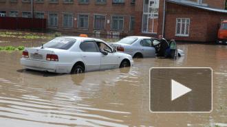 Наводнение в Горном Алтае 30 мая 2014: объявлен режим ЧС