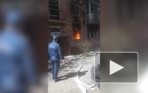 Газ взорвался в многоквартирном доме в Калининграде