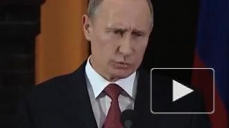 Путин о геях, колбасе и женских прелестях