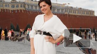 Ольга Шелест беременна и, судя по фото, счастлива