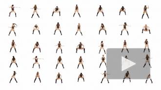 """""""Попотрясный"""" клип новосибирских танцовщиц стал хитом YouTube"""