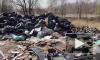 Жители Невского района пожаловались на свалку на Дальневосточном