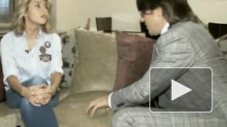 """Жена Марата Башарова шокировала зрителей подробностями избиения в программе """"Пусть говорят"""""""