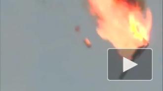 "Ракета ""Протон-М"" взорвалась после старта с Байконура"