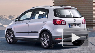 Минивен Volkswagen Golf Plus больше не продают в России