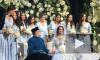 Мисс Москва-2015 вышла замуж за короля Малайзии