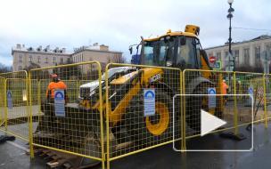 В Петербурге заменили последний технически устаревший гидрант