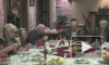 В Невском районе ветеранов пригласили к столу