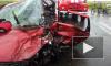 В Воронежской области в аварии погиб человек, трое детей находятся в больнице