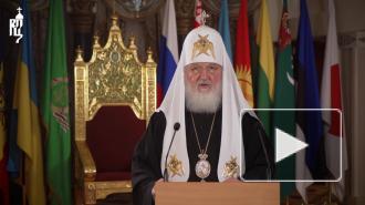 """Патриарх Кирилл: """"40 храмов строятся в российских тюрьмах"""""""