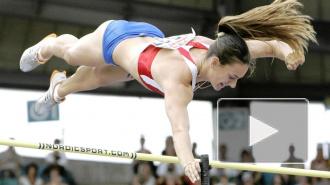 Гомофобка-Исинбаева стала лучшей спортсменкой года