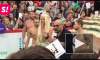 Полуголая Бузова шокировала всех на премии МузТВ, приехав в ракушке