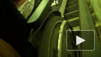 Почему инвалидов не пускают в петербургское метро? История Сергея Тимохина