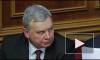 Зеленский представил силовикам Украины нового министра обороны