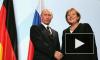 Владимир Путин и Ангела Меркель обсудили украинский вопрос