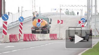 По Пискаревскому проспекту будет ограничено движение