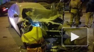 7 машин пострадали в ДТП на проспекте Металлистов