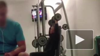 Видео с тренировкой Барака Обамы попало в интернет и насмешило всех