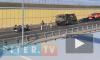ДТП в тоннеле у Кронштадта стало причиной долгой пробки