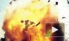 """Баллистическая ракета """"Булава"""" вылетела из подводной лодки """"Владимир Мономах"""" и поразила цель"""