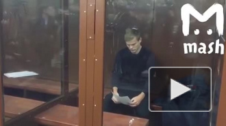 """""""Зенит"""" попросил Тверской суд Москвы освободить Кокорина"""