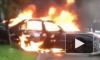 Водитель и пассажир сгоревшей на ТТК BMW сбежали, бросив умирать троих человек