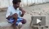 Индийский факир и кобры