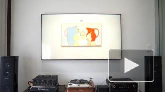 Стала известна стоимость телевизоров-картин Samsung Frame 2019