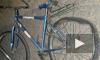 В центре Петербурга иномарка наехала на велосипедиста