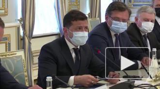 Зеленский поблагодарил США за поддержку суверенитета Украины