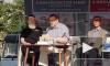 """На """"Книжных аллеях"""" продолжаются презентации новинок и встречи со знаменитыми писателями"""