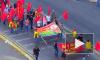 Турецкая полиция разогнала первомайских демонстрантов дубинками и газом