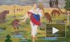 """Картина """"Путин и гиены"""" взорвала мир искусства"""