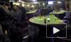В Спасском переулке в квартире нашли казино, ночью там провели обыск, изъяли 13 игровых автоматов