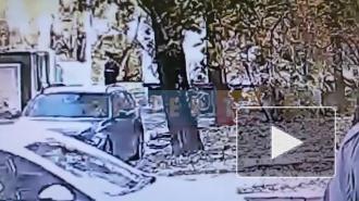 """Во дворе на проспекте Художников произошла массовая драка с людьми в """"оранжевых жилетах"""""""
