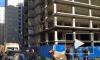 В Выборгском районе погиб подросток, сорвавшись с высоты на заброшенной стройплощадке