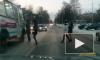 Беспредел по - Северски: Поведение наглого водителя маршрутки попало на видео