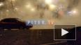 На Маршала Жукова произошел прорыв теплотрассы (видео)