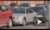 В Приморском районе столкнулись переполненные маршрутка и автобус